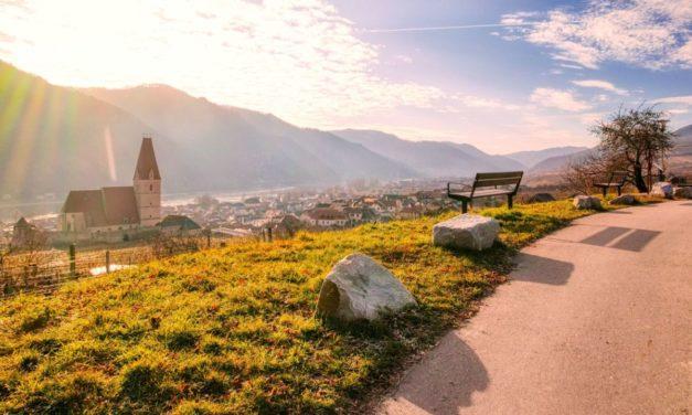 Der Panoramaweg Achleiten – wunderschöne Ausblicke auf Weißenkirchen