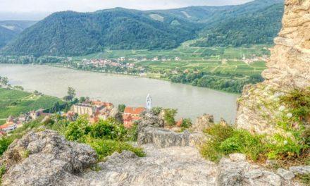 Wanderung zur Ruine Dürnstein