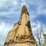 Kurze, aber steile Wanderung zur Ruine Falkenberg bei Straß im Straßertale