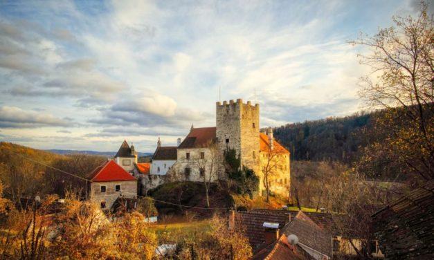 Von Thunau über die Ruine Klösterl nach Buchberg