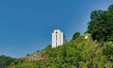 Wanderung zur Friedenskapelle und Burgruine Imbach