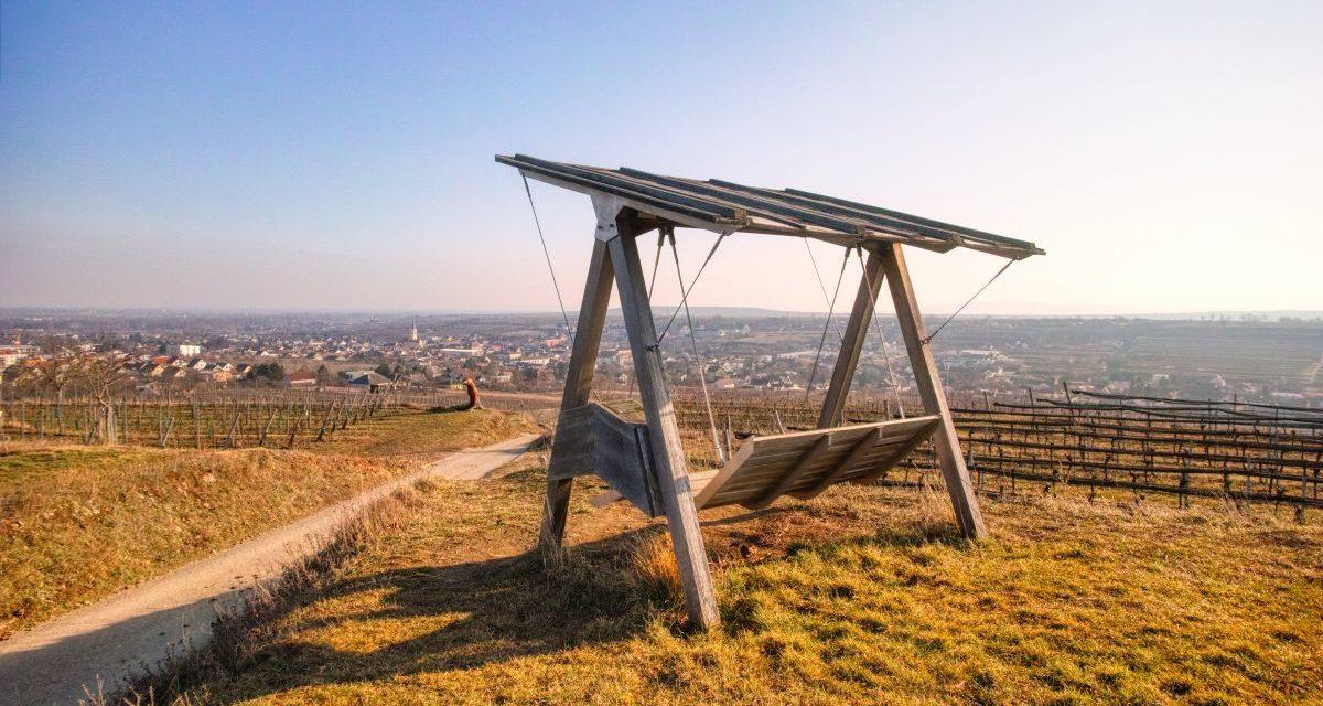 Der Weinweg in Langenlois