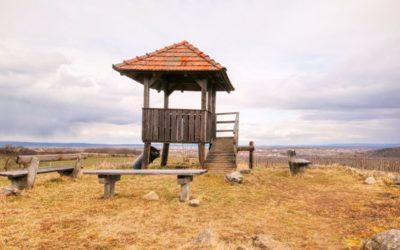 Spaziergang zum Aussichtsturm in Priel