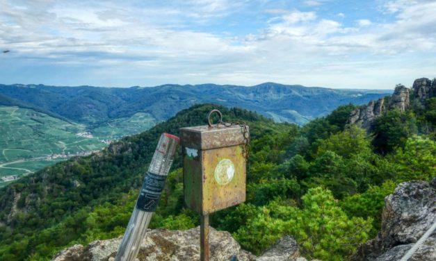 Anspruchsvolle Wanderung auf den Seekopf und die Hirschwand