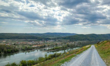 Kremser Rieden- und Wanderkarte – Wanderung 5: Rundwanderweg Pfaffenberg