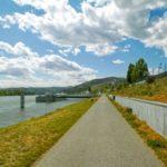 Kremser Rieden- und  Wanderkarte – Wanderung 6: Donaupromenade