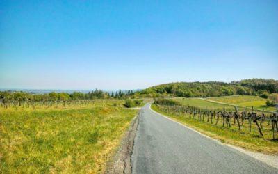 Kremser Rieden- und Wanderkarte – Wanderung 9: Rundwanderweg Alauntal