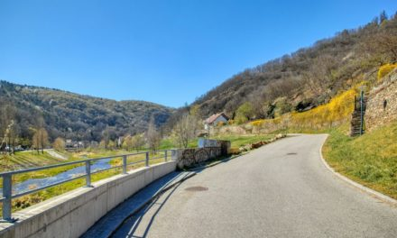 Kremser Rieden- und Wanderkarte – Wanderung 13: Kremsflussweg