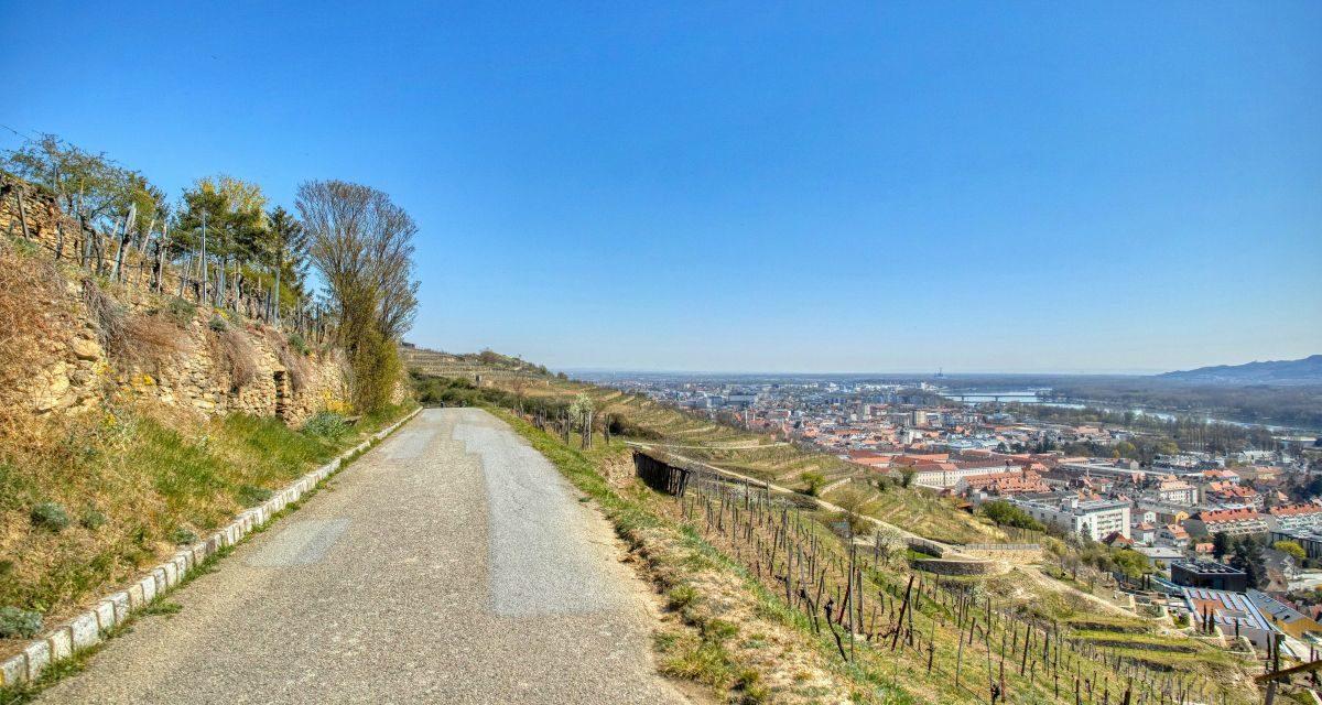 Kremser Rieden- und Wanderkarte – Wanderung 14: Köglweg