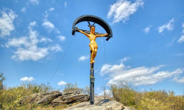 Kremser Rieden- und Wanderkarte – Wanderung 15: Kreuzbergweg