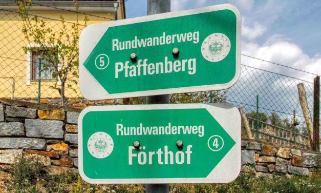 Alte Wanderwege neu entdeckt & getrackt!