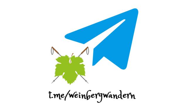 Weinbergwandern.at auf Telegram