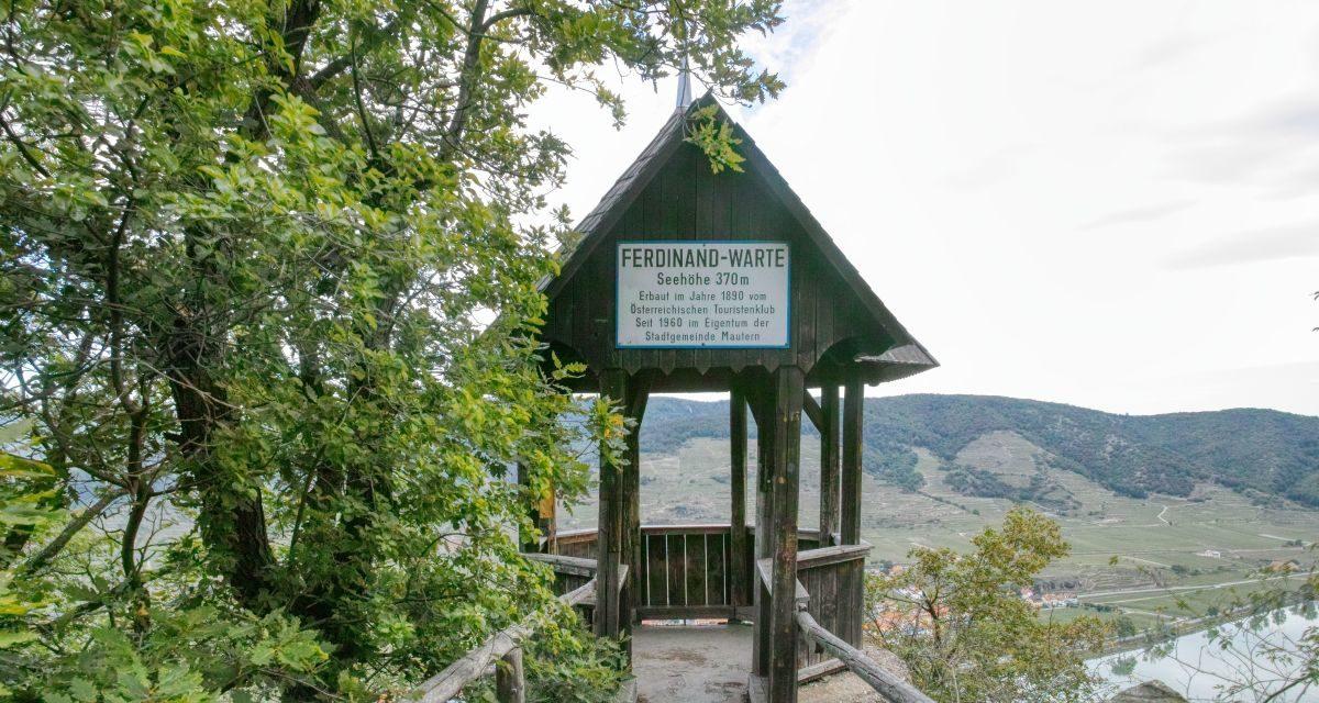 Von Unterbergern zur Ferdinand-Warte