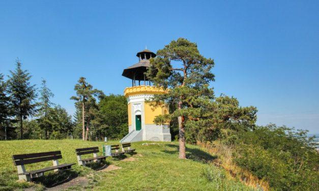 Rundwanderung Reisperbachtal, Donauwarte & Schreckberg