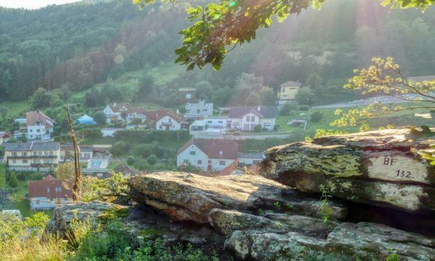 Senftenberger Wanderweg Nr. 3: Aigelnweg