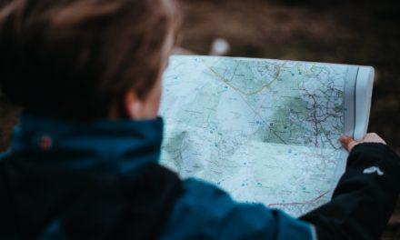 Diese Gefahren lauern beim Wandern mit Wanderkarten