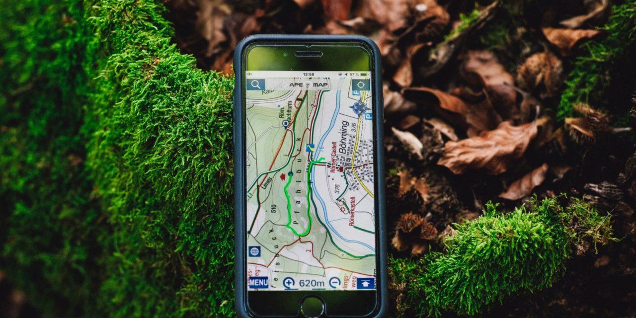 Diese Gefahren lauern beim Wandern mit Smartphone-GPS!