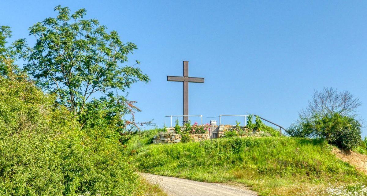Rundwanderung über das Friedenskreuz auf dem Kogelberg bei Zöbing