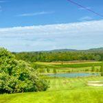 Rund um den Golfplatz Lengenfeld