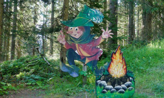 (W)anderswo: Über den Märchenweg zum Gipfel des Rittisberg bei Ramsau am Dachstein