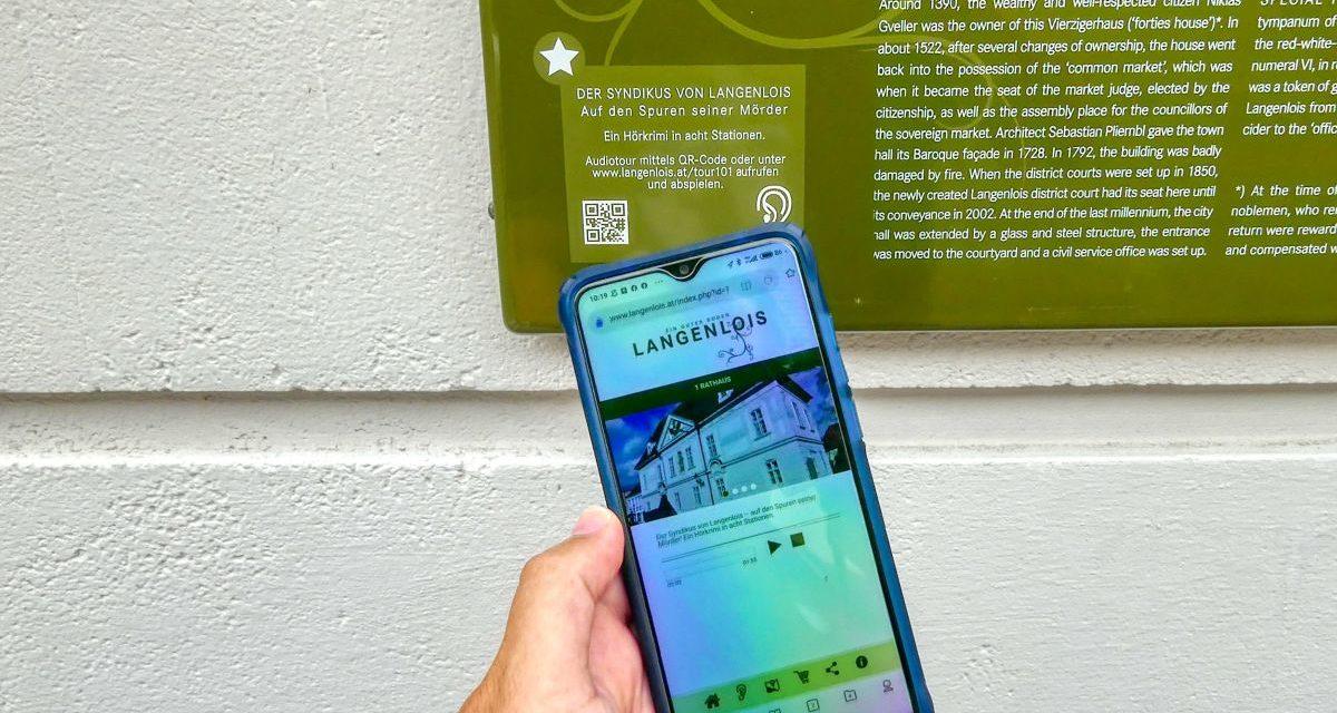 """Stadtweg """"Der Syndikus von Langenlois"""""""