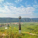 Der Weinskulpturenpfad auf dem Unteren Loibenberg