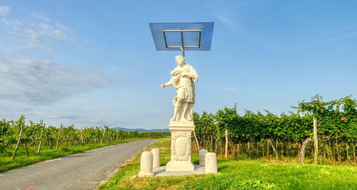 Der Lengenfelder Marterl-Wanderweg