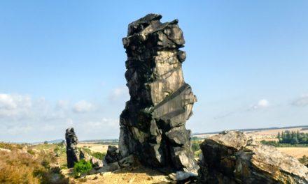(W)anderswo: Wanderung zur Teufelsmauer bei Weddersleben im Harz