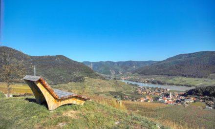 Der Weinwanderweg in Spitz