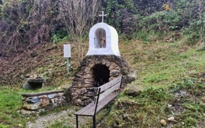 Vom Kremser Weinhauskreuz zum Pestbründl im Marthalgraben