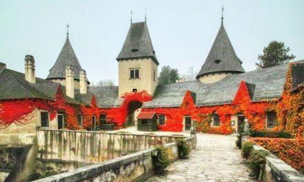 """tut gut"" Wanderweg Rastenfeld – Route 1: Schlossrunde"