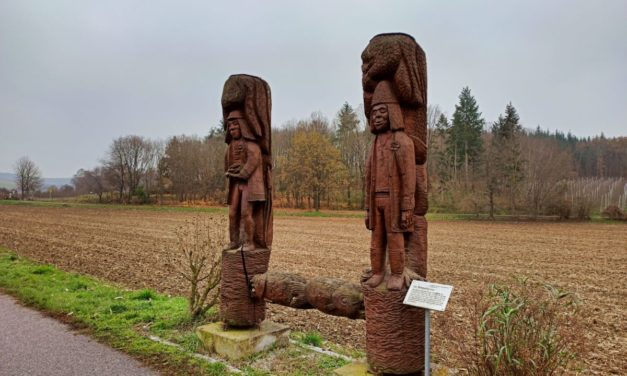 Rundwanderung über den Paudorfer Skulpturenweg