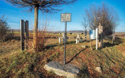 """""""tut gut"""" Wanderweg Fels am Wagram – Route 3: Über den Hammergraben und die Felser Warte zum Diebstein"""