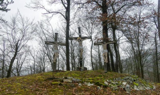 Der Kalvarienbergweg in Aggsbach-Dorf