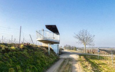 Von Gösing am Wagram zur neuen Aussichtsplattform auf dem Eisenhut