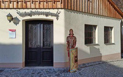 """Der Kulturweg """"Sprechende Römer"""" in Traismauer"""