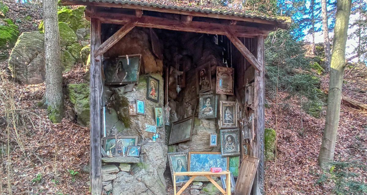 Von Rossatz über den Wildschweingraben zur Waldandacht