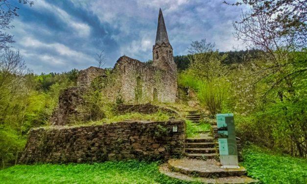 Von Gossam zum Burgkircherl St. Pankraz