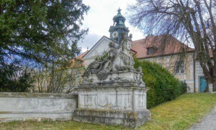Von Mautern zum Schloss Baumgarten und zurück