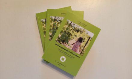 Das erste Weinbergwandern.at-Buch ist fertig!