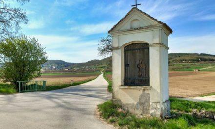 2. Rund-Marterlwanderweg Wölbling (lange Variante über alle drei Marterl am Flötzersteig)