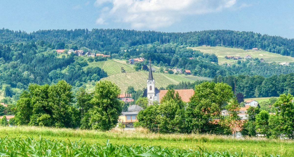 Der Kürbis-Spazierrundweg in Bad Gams