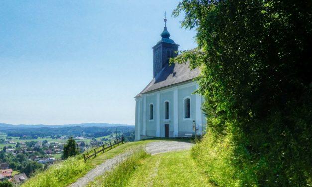 Rund um den Josefiberg in Bad Schwanberg