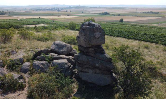 Zur Fehhaube und den Kogelsteinen bei Grafenberg
