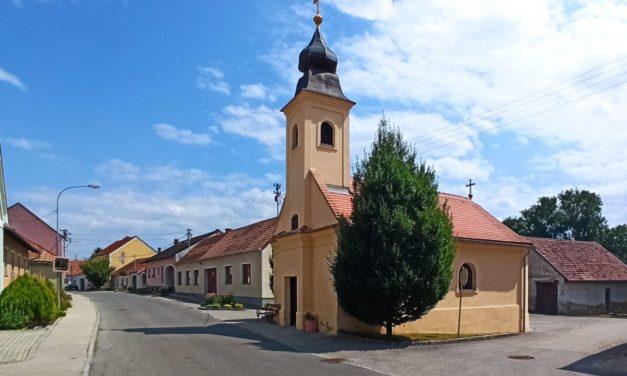 Kleine Marterl- und Kapellenrunde Kollersdorf-Sachsendorf