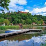 Die Nordic-Walking-Runde in Sitzenberg