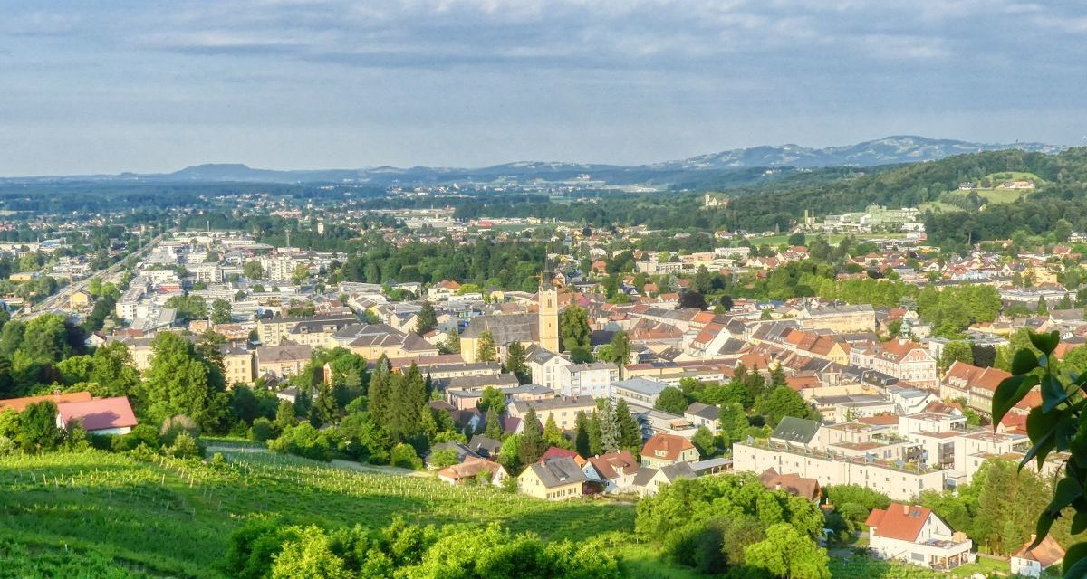 Der Weinlehrpfad in Deutschlandsberg