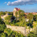 Der Stadtmauernrundweg in Eggenburg