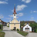 Eine Runde durch die Weinberge bei Engelmannsbrunn