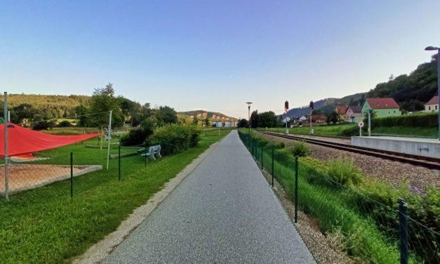 """Der """"Tut gut!""""-Schritteweg """"Gesundes Paudorf"""" – Route 1"""